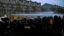 The Latest: French official reports 8th protest death