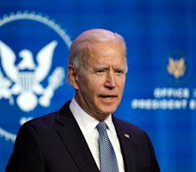 Biden plans to replace the US government's fleet of 650,000 vehicles with electric models in a shift to clean energy