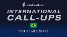 Phelipe Called Up to Brazil's Olympic Roster for International Friendlies