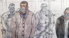 Attentat avorté de Villejuif: Sid Ahmed Ghlam condamné à la perpétuité