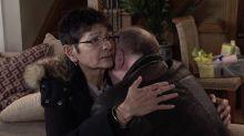 'Coronation Street' fans beg Yasmeen to murder evil Geoff Metcalfe