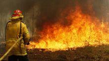 Australia battles devastating wildfires