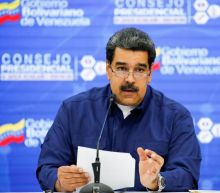 Nicolas Maduro attacks Trump's 'almost Nazi-style' speech after US president calls on military to abandon Venezuela leader
