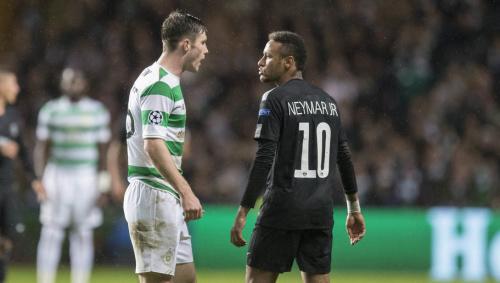 Neymar Criticised for Refusing Celtic Teenager Handshake But PSG Star Had His Reasons
