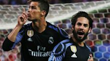 Real Madrid holds off Atletico to reach Champions League final and keep title repeat bid alive