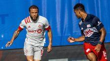 Toronto FC ties New England 0-0, advances at MLS is Back Tournament
