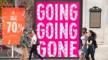Coronavirus: Fashion and beauty shops 'struggling to survive'