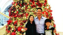 Opinion: Wu's Your Daddy? Celebrity host Allan Wu remembers his journey as a dad