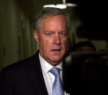 U.S. Rep. Meadows out of running for White House chief of staff -officials