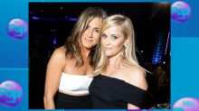 Jennifer Aniston and Reese Witherspoon will star on show about morning TV
