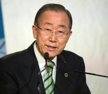 UN chief Ban apologizes to Haitian people over cholera epidemic