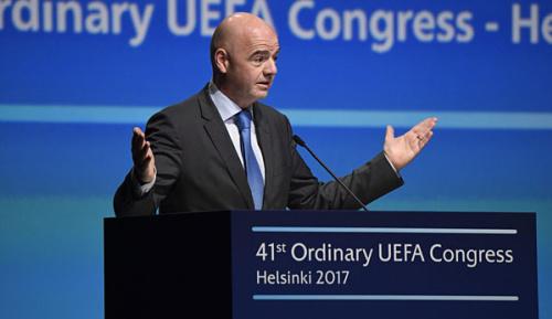 International: Auf Kongress in Helsinki: UEFA verabschiedet Reformpaket