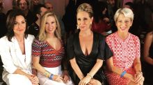 'Real Housewives' stars Sonja Morgan and Dorinda Medley under fire for 'transphobic comments' at New York Fashion Week