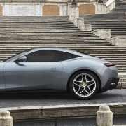 法拉利全新雙座GT跑車Roma V8 Grand Tourer全球首發