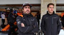 McLaren confirma Vandoorne e Gutiérrez como reservas e descarta Alonso