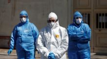 Italy coronavirus death rate slows but studies suggest true tally higher