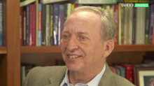 Yahoo Finance's full interview with Larry Summers