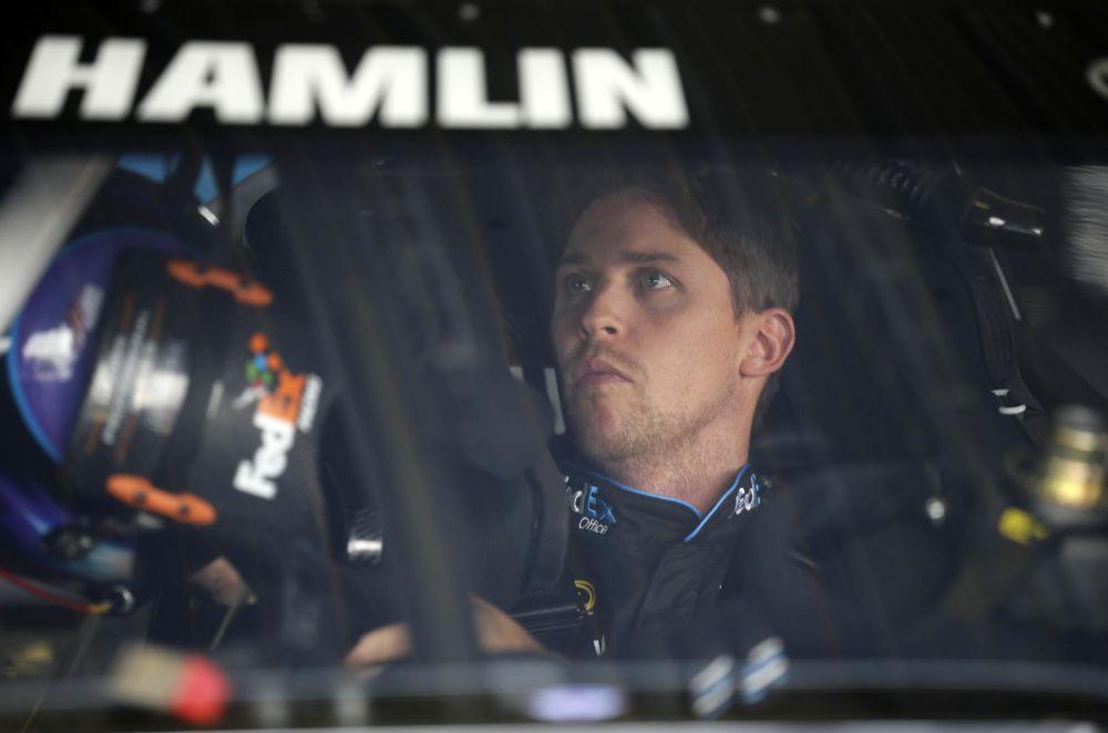 Joe Gibbs Racing won't appeal Hamlin team penalty
