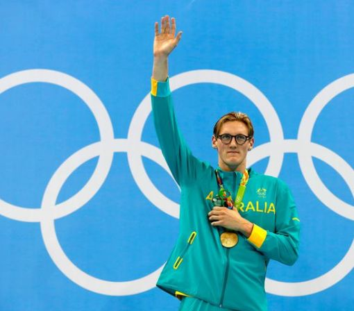Aussie swimmer mercilessly trolled on social media after gold medal win