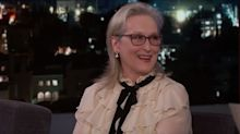 Even Meryl Streep can't remember all her Oscar noms