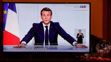 Macron orders France back into COVID-19 lockdown