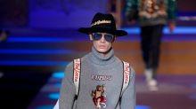Milan Fashion Week: lo más audaz para ellos