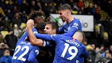Chelsea move up to third with comfortable win at Watford