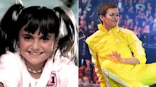 Missy Elliott brings out grown-up Alyson Stoner, girl from 'Work It' video, during epic VMAs medley performance