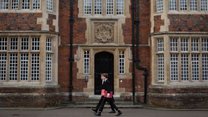 Britain's Most Powerful 'More Likely To Have Been Privately Educated