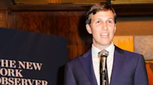 Jared Kushner Does Speak in Public