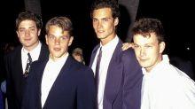 Red Carpet Flashback! 24 Years of Matt Damon