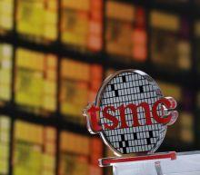 TSMC flags steepest revenue fall in a decade on smartphone slowdown