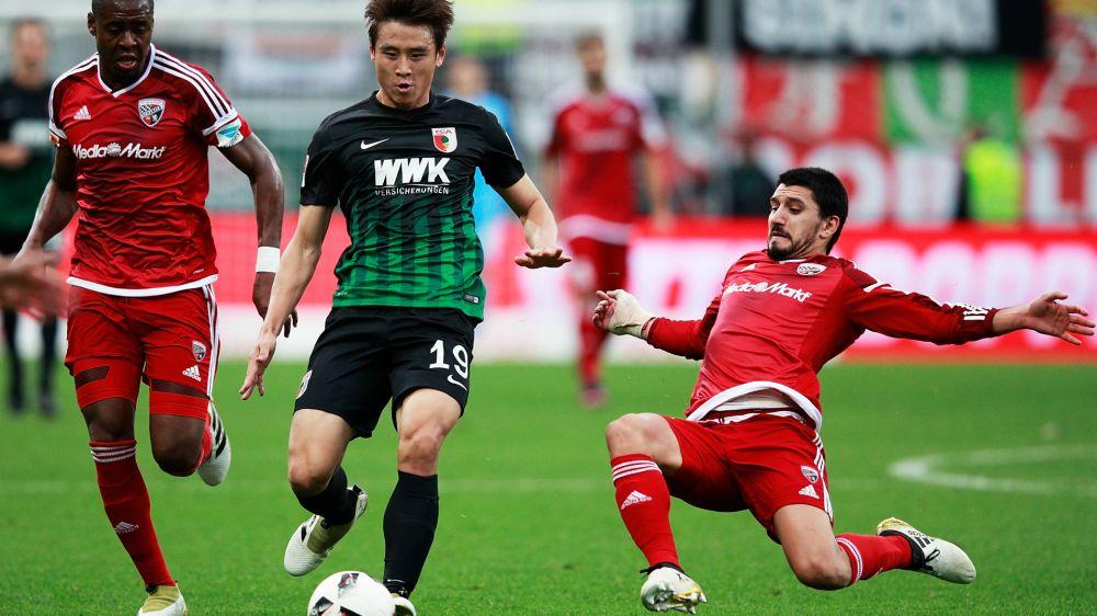 FC Augsburg: Ja-Cheol Koo verlängert bis 2019
