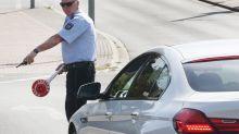 Polizei erwischt 3100 Handysünder am Lenkrad