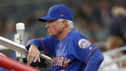 Mets manager Terry Collins might be done in New York