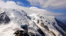 Canicule: Des chutes de pierres rendent dangereuses les ascensions du Mont-Blanc