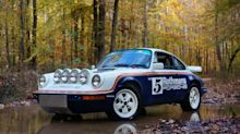 Rothmans Replica: 1983 Porsche 911 SC Safari