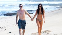 Megan Fox and Brian Austin Green have a 'we're not broken up' photo shoot in Hawaii