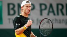 Diego Schwartzman outlasts Dominic Thiem in French Open epic