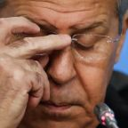 The Latest: Lavrov: Russia expects Syrian govt gains in east