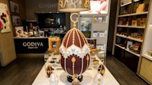 This giant chocolate Easter egg will set you back £5,000