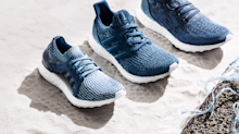 Adidas is getting serious about making sneakers from ocean waste