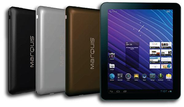Matsunichi's MarquisPad MP977 tablet tempts us with $249, dual-core Android 4.0