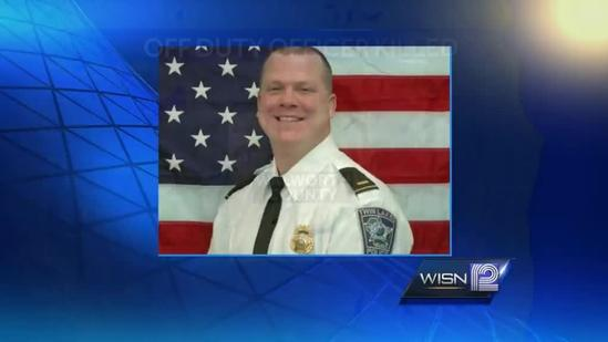 Twin Lakes police officer killed in crash