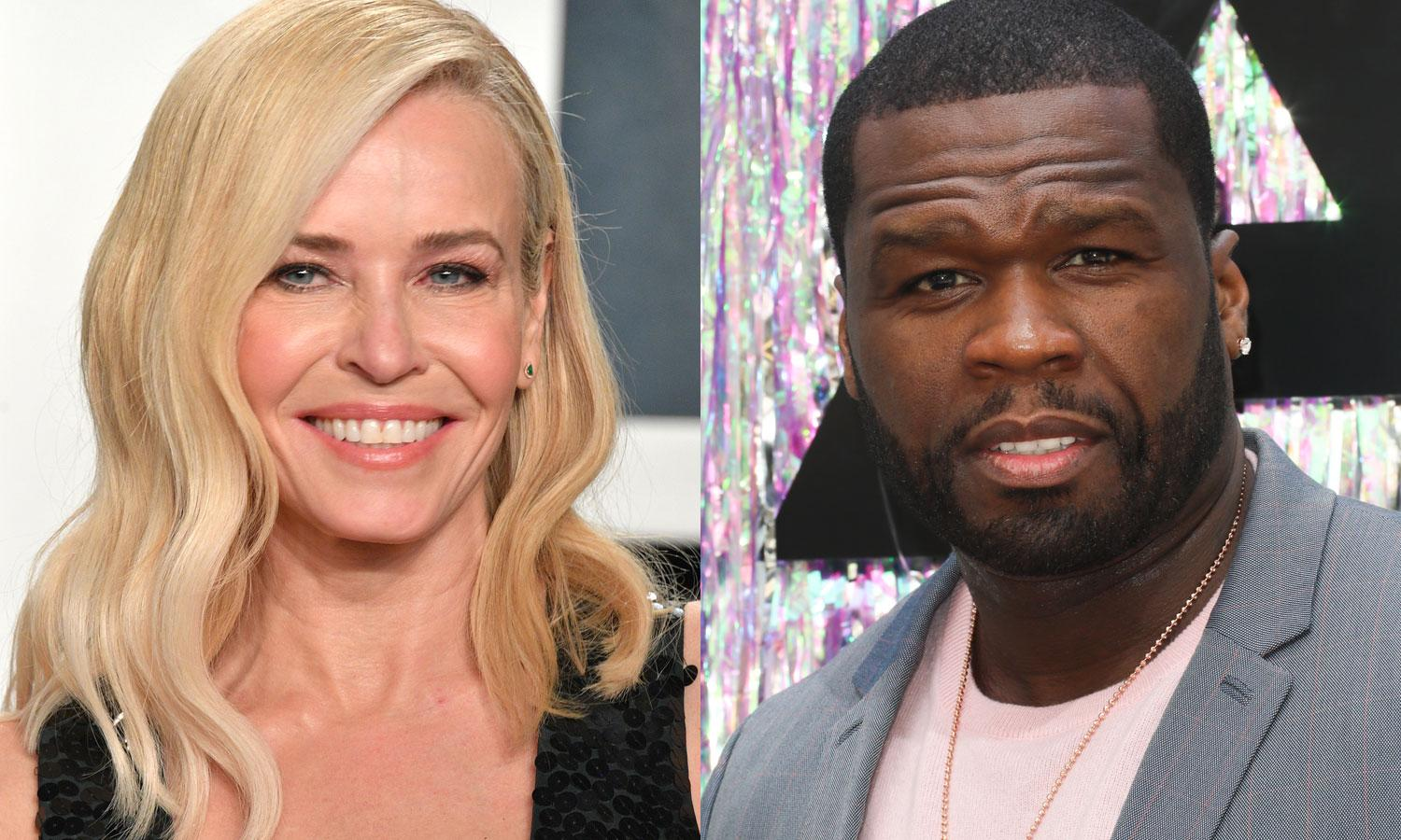 Chelsea Handler tells 50 Cent 'Black Lives Matter' after rapper endorses Trump: 'Remember?'
