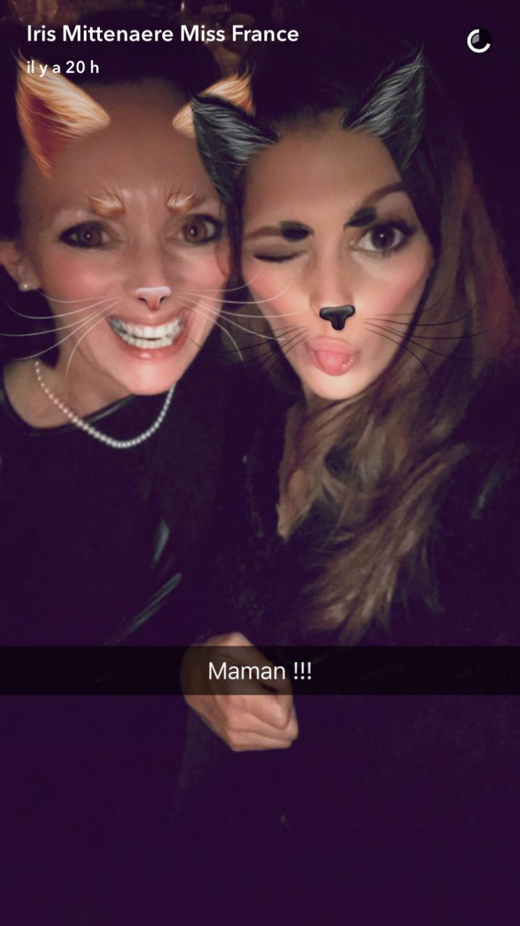 Snapchat Iris Mittenaere nude photos 2019