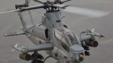 Bell scores contract for quarter-billion dollars worth of helicopters