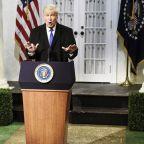 'Saturday Night Live': Alec Baldwin Returns to Declare 'Wall Works' in National Emergency Address (Watch)
