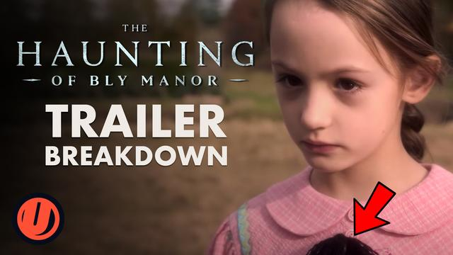 Netflix S The Haunting Of Bly Manor Trailer Breakdown All The Spooky Details You Missed
