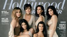 Kardashians celebrate 10 years of reality TV in group underwear shoot
